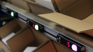 Put to Light Systems-E-commerce-Fulfillment Center